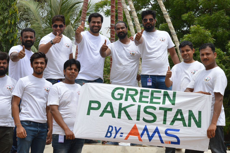 Green Pakistan