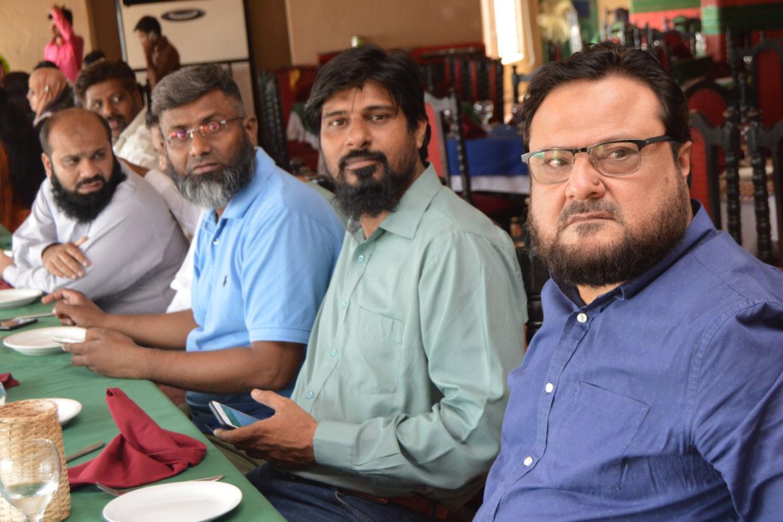 Annual Eid Lunch